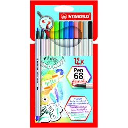 STABILO Pen 68 Brush...